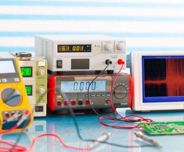 mérőműszerek kalibrálása