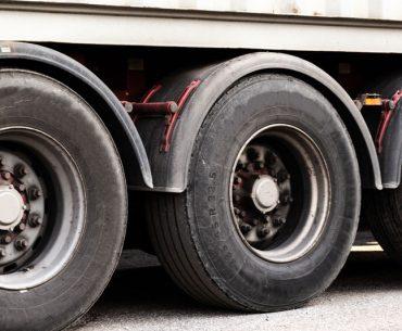 teherautó gumik